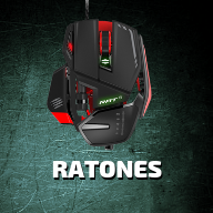 componentes pc raton gaming ratones gaming repairtec.es